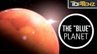 10 Incredible Facts About Mars