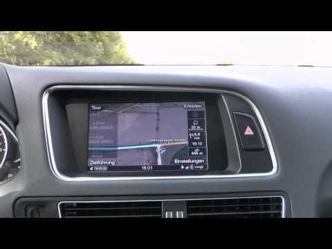 Audi Q5 MMI Navigation plus
