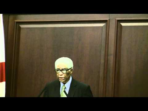 Dr. Hayling Speaks