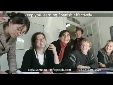 Ecela Spanish School - Santiago, Chile
