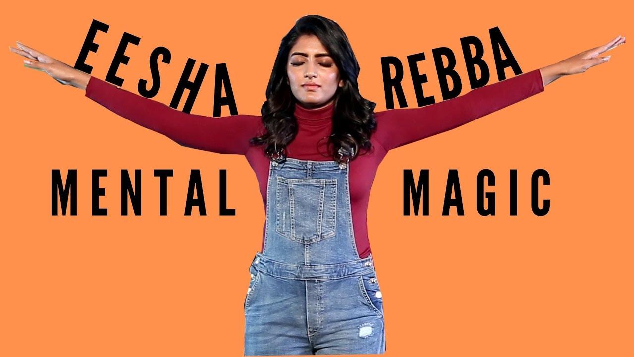 Newz-Eesha Rebba Mental(ist) Tho || Not An Interview ||