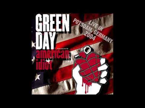 Green Day - Full Show, Radio Fritz Studio, Potsdam, Germany - October 3rd 2004 (FM Broadcast)