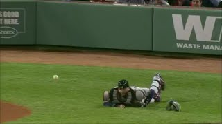 MLB Worst Throws