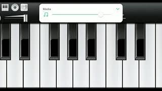 Mon Amar Tor kinare mobile piyano by Åvî Bå bü