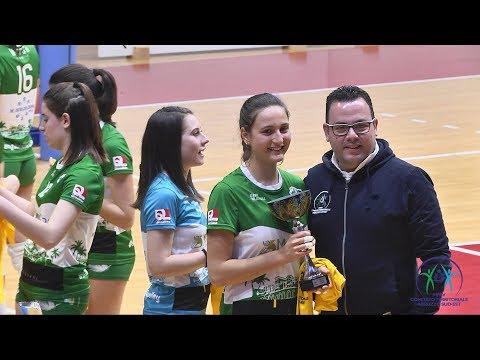CHIETI - Finali Under 18 Femminile - San Gabriele Vasto - Volleyball Lanciano