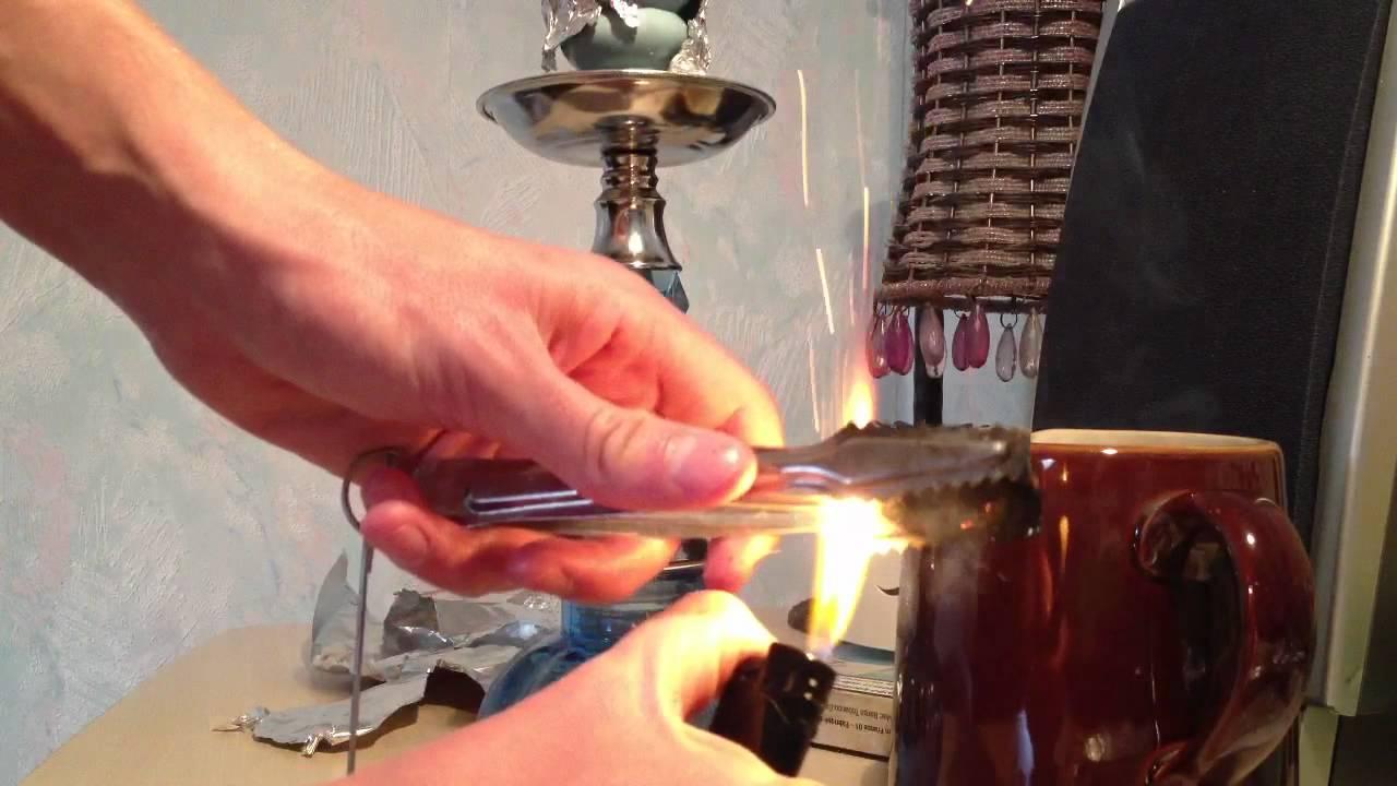 Préparer une chicha correctement - Mise en place narguilé ...