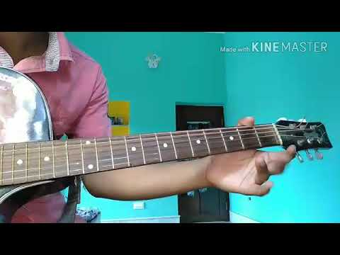 Oporadhi (অপরাধী) intro and easy chords lesson | Arman Alif | 2018