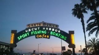TourMaG.com : J7 - Visit California : visite de la station balnéaire de Santa Monica