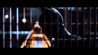 sleepybale1 The Dark Knight Rises Christian Bale As Batman