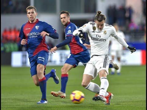 ريال مدريد ينتزع فوزاً صعباً على هويسكا  - 20:55-2018 / 12 / 9