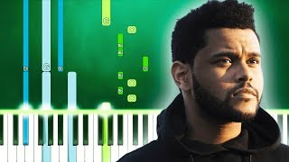 The Weeknd - Blinding Lights (Piano Tutorial Easy) By MUSICHELP
