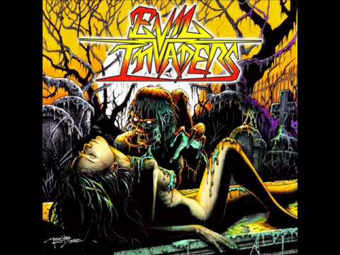 Evil Invaders (Bel) - Victim Of Sacrifice