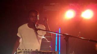 We Have Band - Love, What You Doing? (Live @ Dingwalls - 10 for 10 MTV)