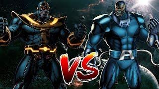 Thanos VS Apocalypse   Who Wins?