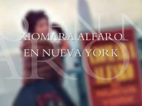 XIOMARA ALFARO EN NUEVA YORK