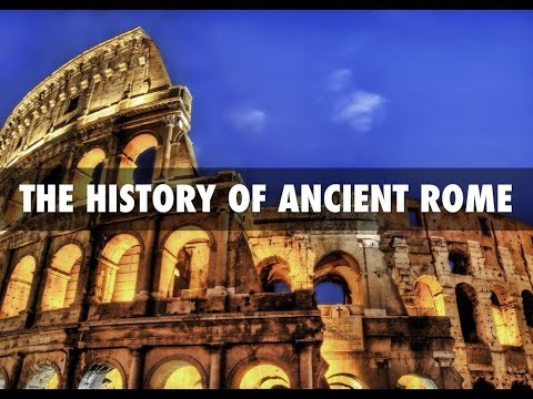 The Roman Republic - How Rome Gained Her Empire