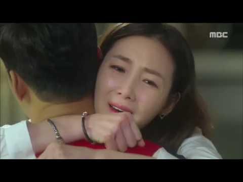 [Woman with a Suitcase] 캐리어를 끄는 여자 ep.08 Choi Ji-woo affectionately held Joo Jin-mo 20161018