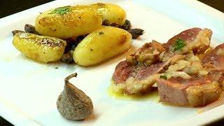 Recette des fêtes : Magrets de canard farcis au foie gras