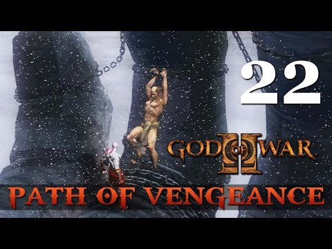 [22] Path of Vengeance (Let's Play God of War series w/ GaLm)