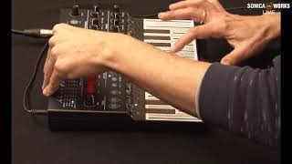 55. Sonicaworks Live - Microfreak: El Only One del productor