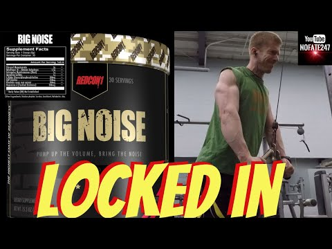 nootropics-&-pumps!?-|-redcon1-big-noise-pre-workout-review-|-sunday-supplement-review