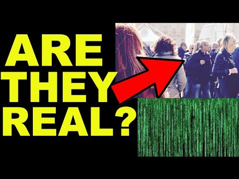 The Backdrop People: The TRUTH About Reality (it's time you know about)