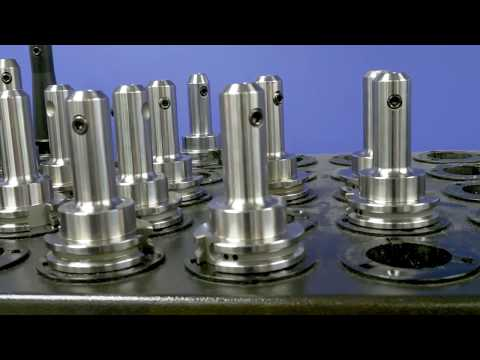 Precision tooling and teamwork in Aerospace Manufacturing