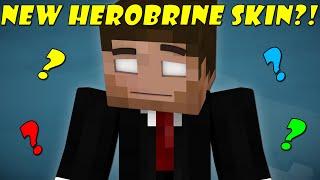 If Herobrine Changed His Skin - Minecraft