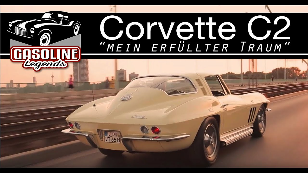 "Rob - Chevrolet Corvette C2 ""Sting Ray"" 2016-06-09 10:20"
