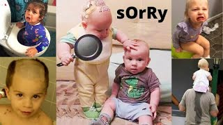 TRY NOT TO LAUGH | BEST BABY FUNNY VIDEO | FUNNY FAILS
