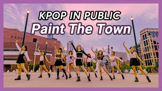 [KPOP IN PUBLIC USA] LOONA 이달의 소녀 - Paint The Town PTT Dance Cover