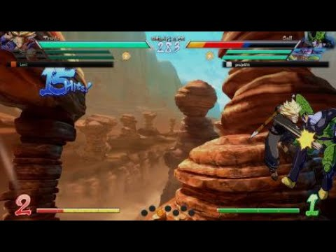 DBFZ   How to Induce Ragequit in 30 seconds or Less