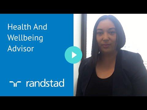Health And Wellbeing Advisor
