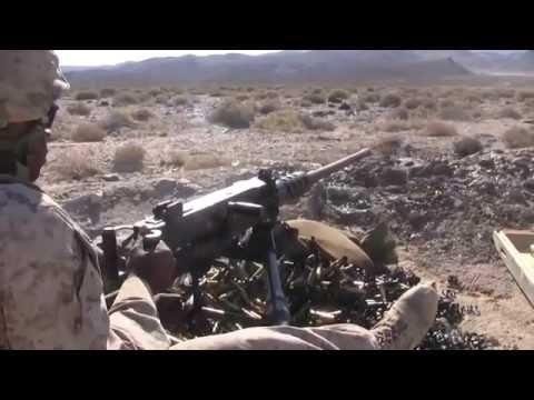 رشاش عيار 50 M2 Browning Youtube