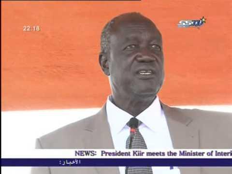 South Sudan نداء العفو العام الأخير للمتمردين