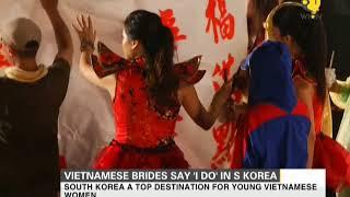 Vietnamese brides say 'I do' to South Korea