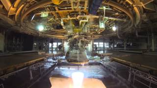 J-2X Gimbal Testing at Stennis Space Center