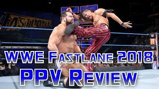 WWE Fastlane 2018 (Review, Results & Reactions)