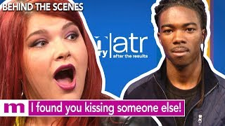 I found you kissing someone else! | The Maury Show