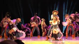 00593 Шоу балет Аллы Духовой Тодес Колпино 01 12 2017 Тамара Павлова