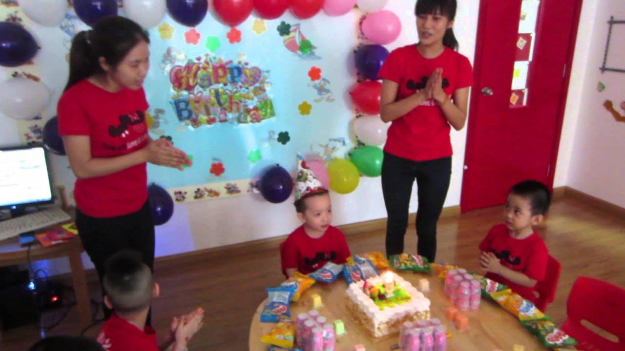 Image result for tổ chưc sinh nhật cho bé