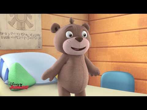 Dust Allergies! (A Doc McStuffins Health Check Up) | Doc McStuffins | Disney Junior UK