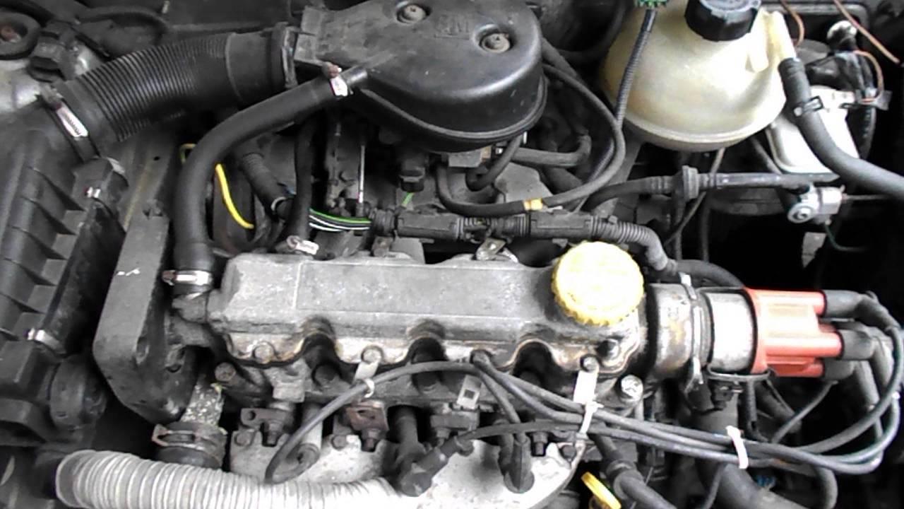 Двигател за Opel Corsa B 1 4 60 к с 3 вр 1994 г Code C14nz You