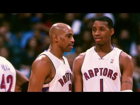 Best NBA Duo In History: T-MAC And Vince Carter ᴴᴰ