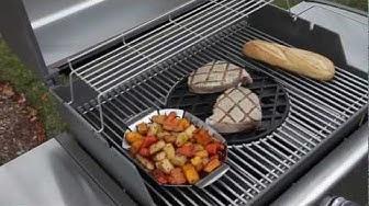 Weber Original™ Gourmet BBQ System™