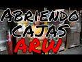 ABRIENDO CAJAS: Cargas de Devoluciones de Clientes de Mercancía General de Tiendas ARW