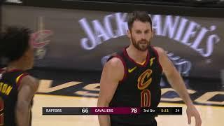 Toronto Raptors vs Cleveland Cavaliers : March 11, 2019