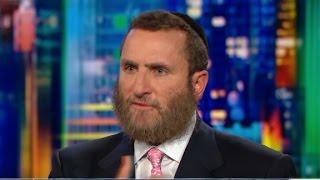 Rabbi Shmuley: 'You're victimizing the victims'
