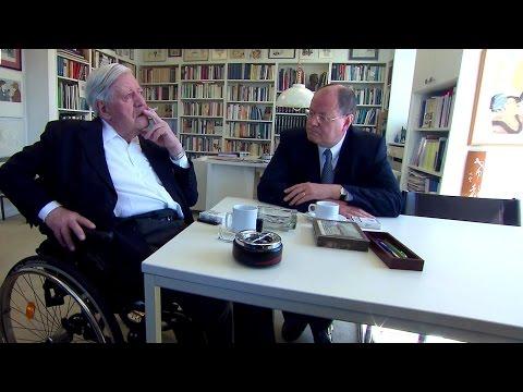 Auf zwei Zigaretten mit Helmut Schmidt und Peer Steinbrück (dbate)