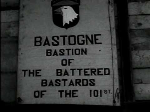 Battle At Bastogne